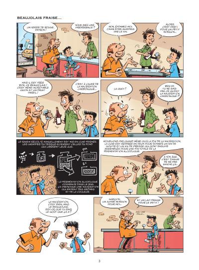 Page 1 Les Fondus du vin - Beaujolais