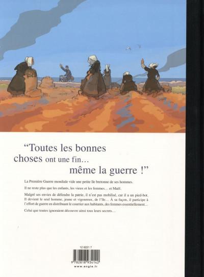 Dos Facteur pour femmes (Éd. toilée)