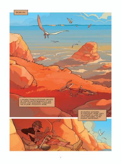 Page 1 Facteur pour femmes (Éd. toilée)
