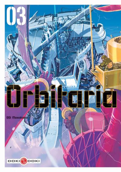image de Orbitaria tome 3