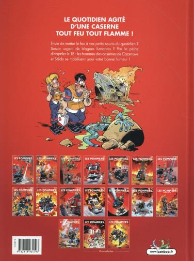 Dos Les Pompiers tome 15