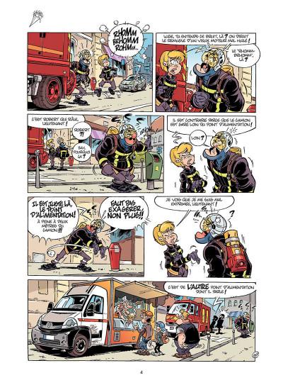 Page 5 Les Pompiers tome 15