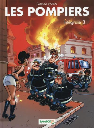 image de Les Pompiers - Intégrale tome 5 + tome 6