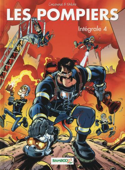 image de Les Pompiers - Intégrale tome 7 + tome 8