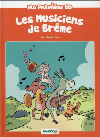image de Les musiciens de Brême