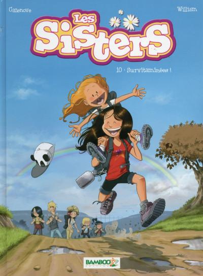 Couverture Les Sisters tome 10
