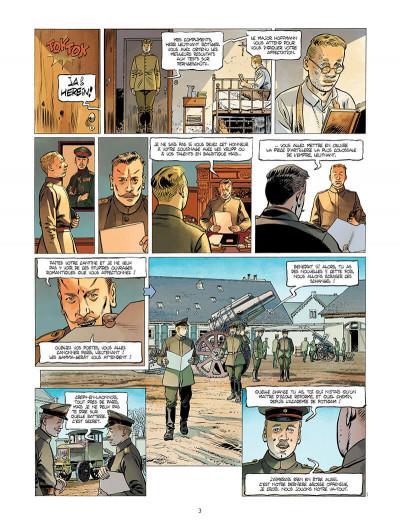 Page 4 L'Ambulance 13 tome 6