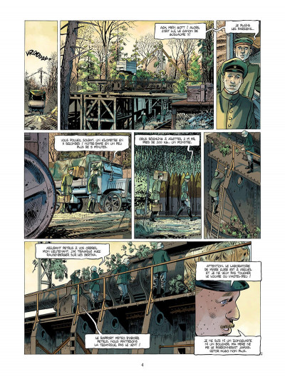 Page 5 L'Ambulance 13 tome 6