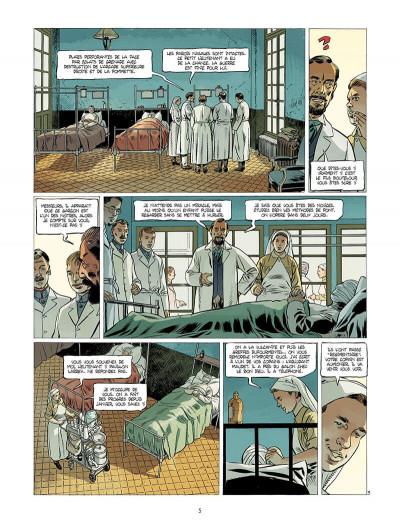 Page 6 L'Ambulance 13 tome 6