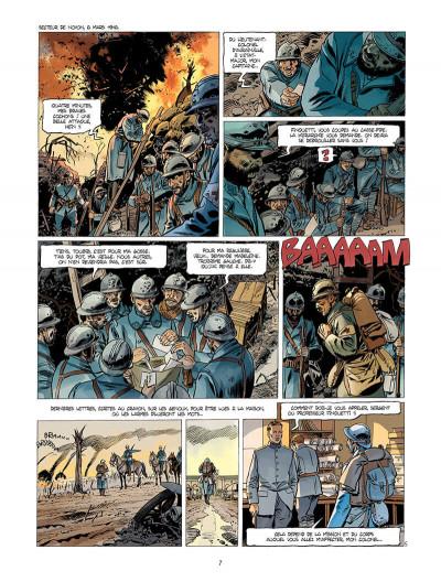 Page 8 L'Ambulance 13 tome 6