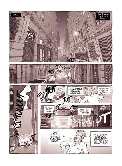 Page 6 12 rue Royale ou les Sept Défis gourmands
