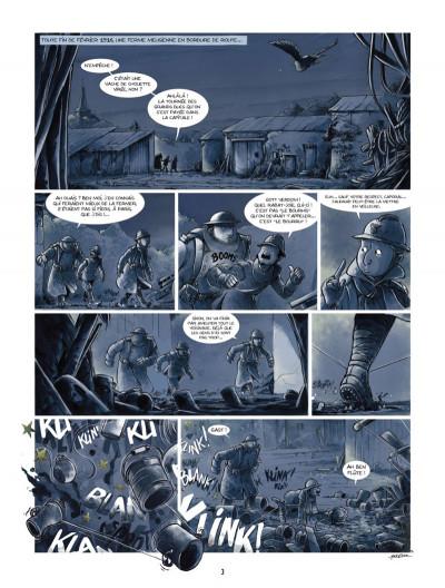 Page 1 Les godillots tome 4