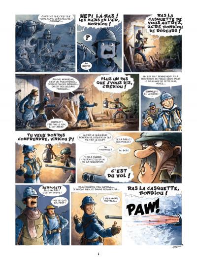 Page 2 Les godillots tome 4