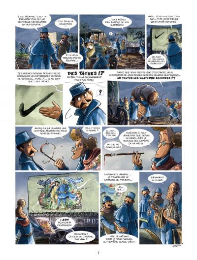 Page 5 Les godillots tome 4