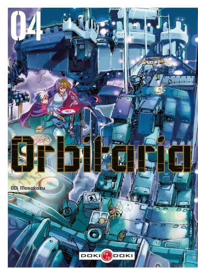 image de Orbitaria tome 4