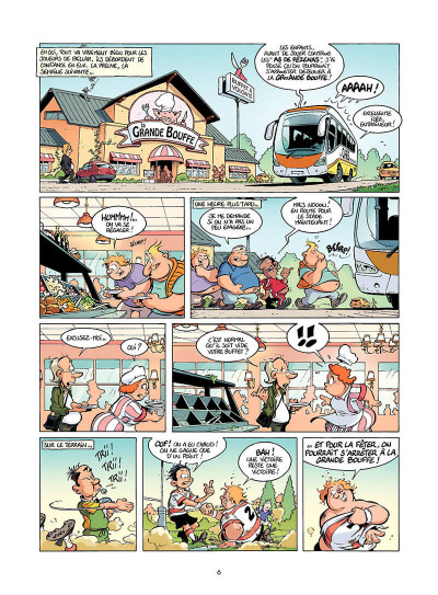 Page 7 Les rugbymen tome 14