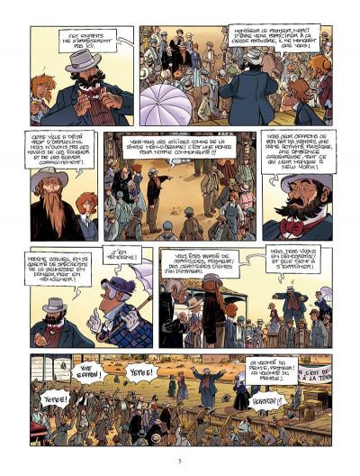 Page 6 Le train des orphelins tome 6