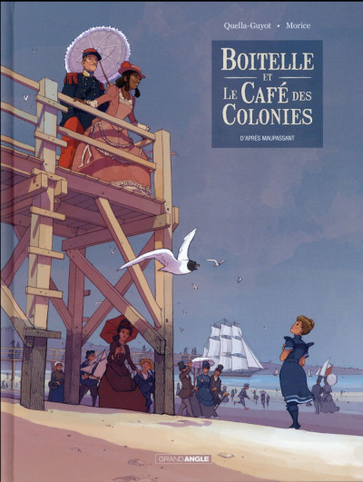 image de Boitelle et le Café des colonies