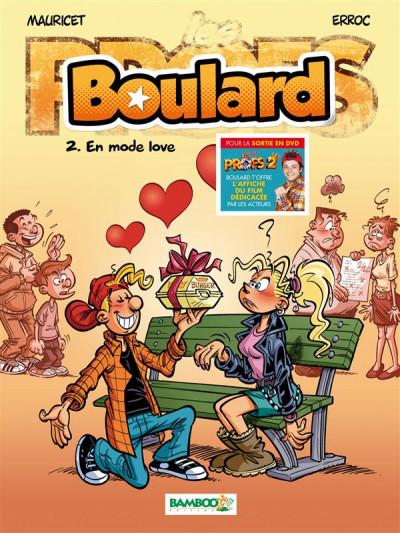 image de Boulard tome 2 - Pack affiche