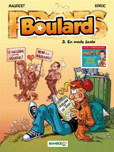 Couverture Boulard tome 3 - Pack affiche