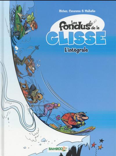 image de Les Fondus de la glisse - Intégrale tomes 1 et 2 (édition 2015)