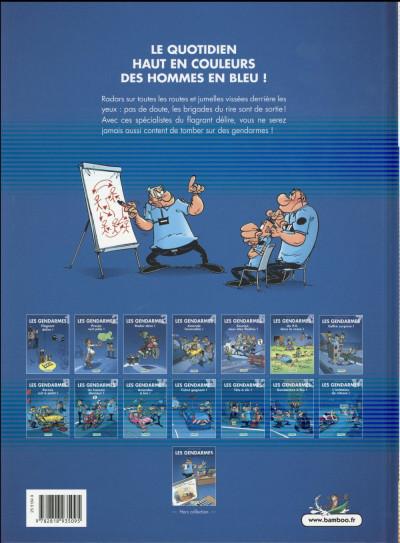 Dos Les Gendarmes tome 1 - Top Humour 2016