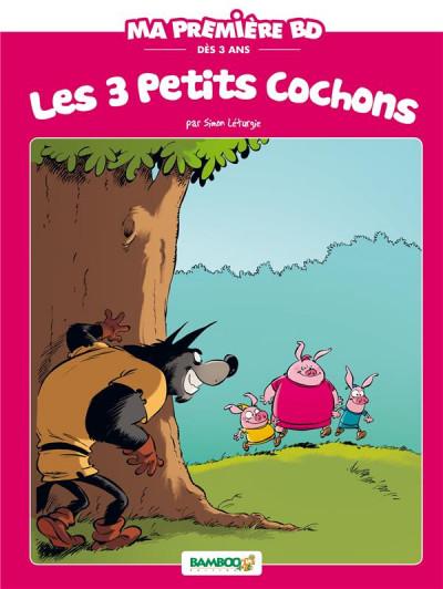 image de Les 3 Petits Cochons - Top Humour 2016