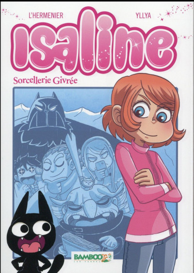 image de Isaline tome 2 (manga)