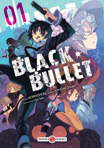 Couverture Black bullet tome 1