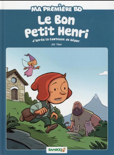 Couverture Le bon petit Henri