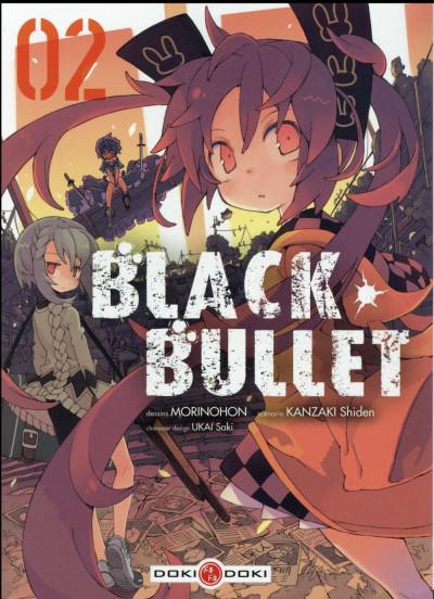 image de Black bullet tome 2