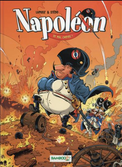 Couverture Napoléon tome 1