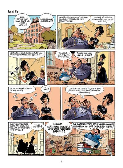 Page 4 Napoléon tome 1