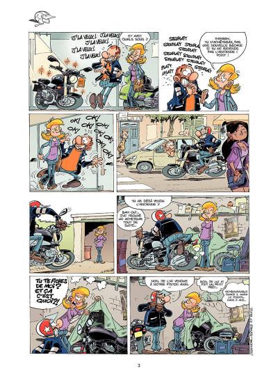 Page 4 Les fondus de moto tome 8