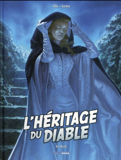 image de L'Héritage du diable tome 3 - édition 2016