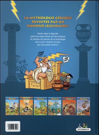Dos Les petits mythos - édition 2016 tome 3
