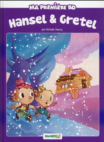 image de Hansel et Gretel - édition 2016