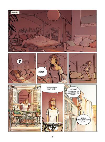 Page 6 Le jour où le bus est reparti sans elle