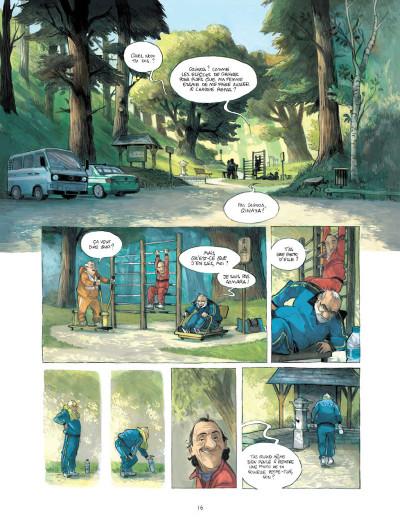 Page 2 L'adoption tome 1