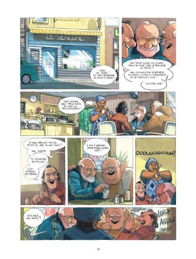 Page 4 L'adoption tome 1