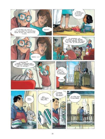 Page 6 L'adoption tome 1