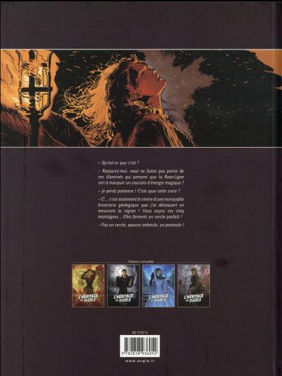 Dos L'héritage du diable tome 4