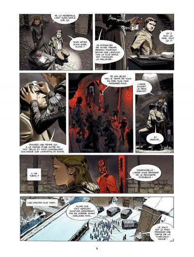 Page 1 L'héritage du diable tome 4