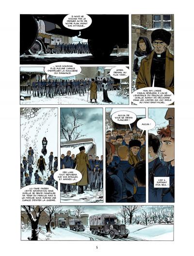 Page 2 L'héritage du diable tome 4