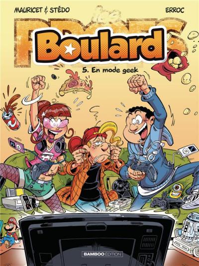 Couverture Boulard tome 5