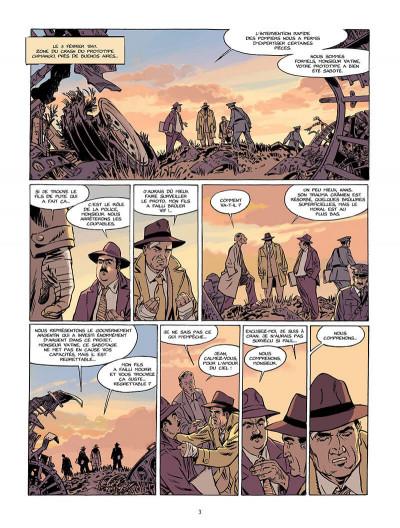 Page 4 Le poids des nuages tome 2