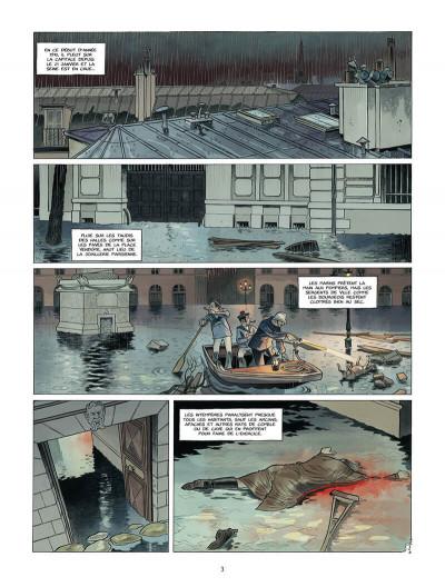 Page 4 Les naufragés du métropolitain tome 2