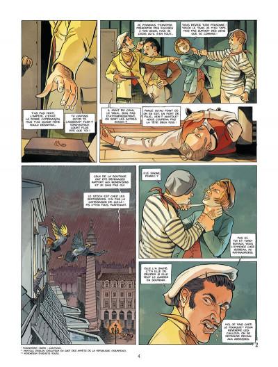 Page 5 Les naufragés du métropolitain tome 2