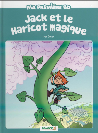 image de Jack et le haricot magique - édition 2016