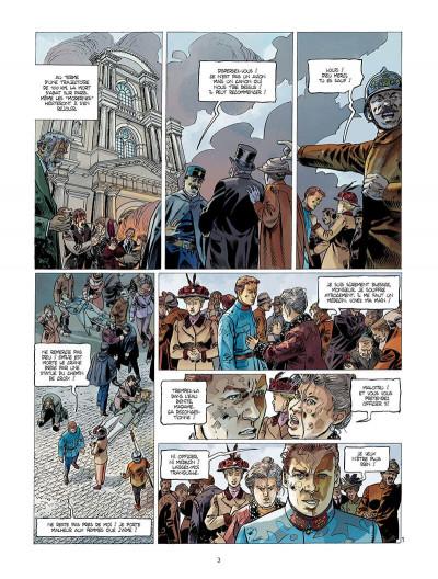 Page 4 L'ambulance 13 tome 7